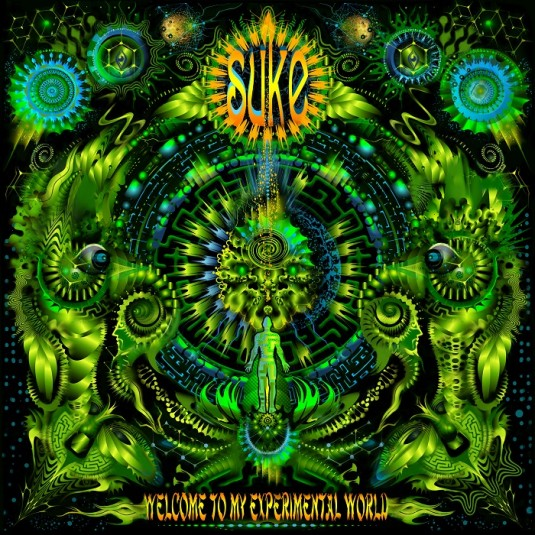 Multifrequency Records - SUKE - Welcome To My Experimental World