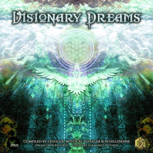 Dream Crew Records - .Various - Bisionary Dreams