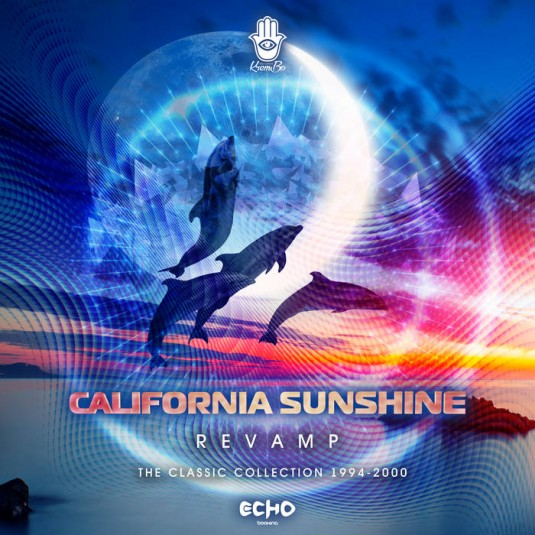 Krembo Records - CALIFORNIA SUNSHINE - Revamp