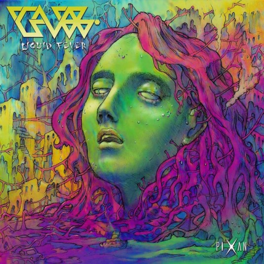Pixan Recordings - GABB - Liquid Fever