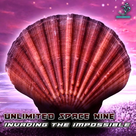 Goa Records - UNLIMITED SPACE NINE - Invading The Impossible