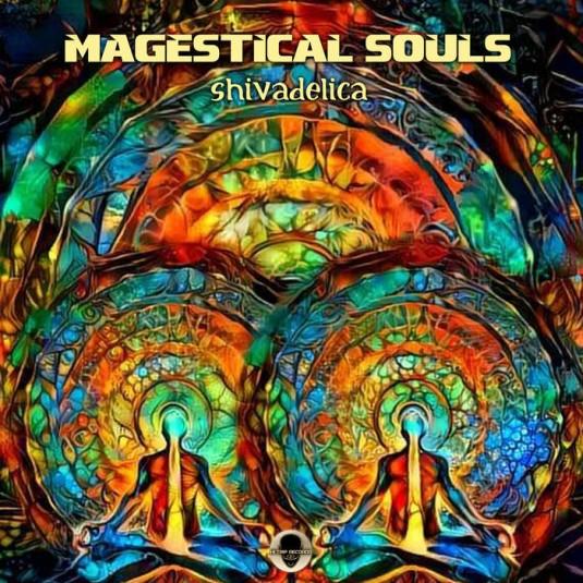Hi-Trip Records - MAGESTICAL SOULS - Shivadelica