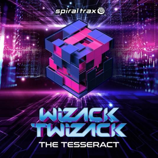 Spiral Trax Records - WIZACK TWIZACK - The Tesseract