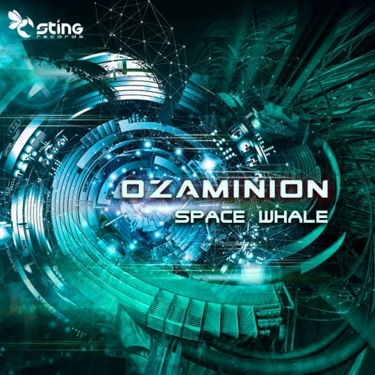 Sting Records - OZAMINION - Space Whale