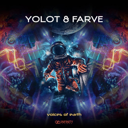 INFINITY TUNES RECORDS - YOLOT & FARVE - Voices Of Earth