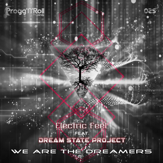 ProggNRoll Records - ELECTRIC FEEL, DREAM STATE PROJECT - We Are The Dreamers
