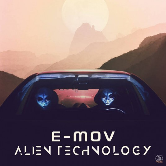 Dacru Records - E-MOV - Alien Technology
