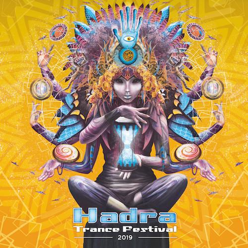 Hadra Records - .Various - Hadra Trance Festival 2019