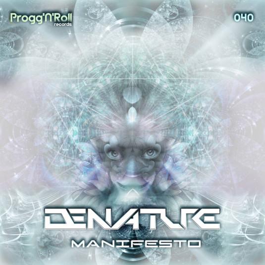 ProggNRoll Records - DENATURE - Manifesto