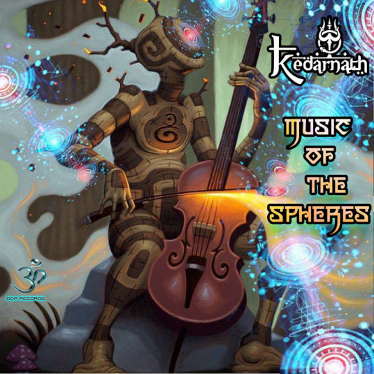 Goa Records - KEDARNATH - Music Of The Spheres