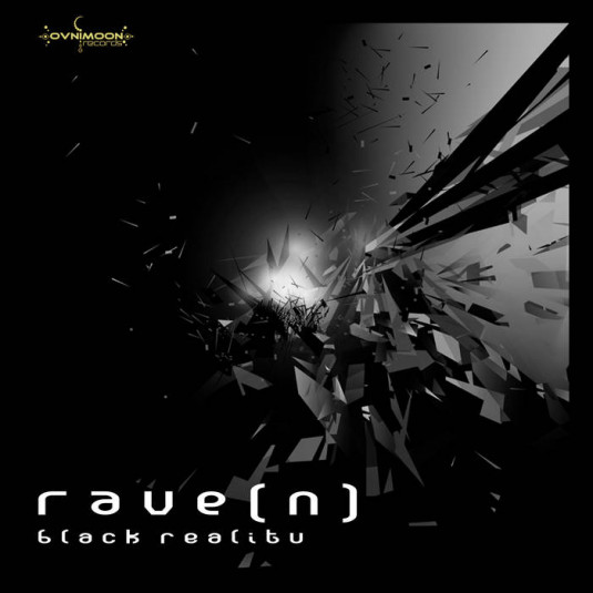 Ovnimoon Records - RAVE[N] - Black Reality