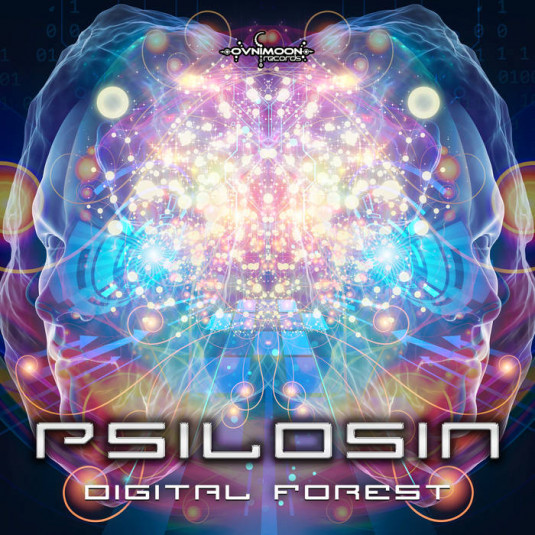 Ovnimoon Records - PSILOSIN - Digital Forest