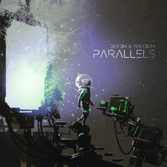 Iboga Records - DAY DIN, GAUDIUM - Parallels