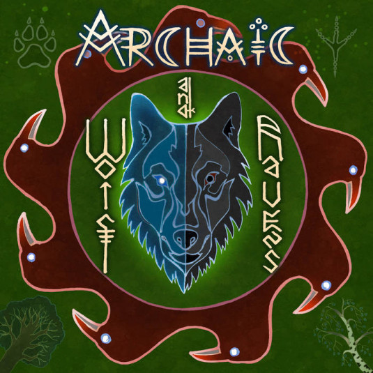 Parvati Records - ARCHAIC - Wolf And Ravens