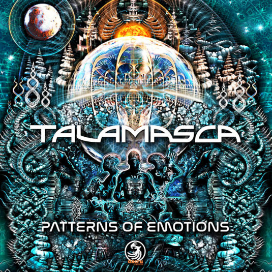 Dacru Records - TALAMASCA - Patterns Of Emotions