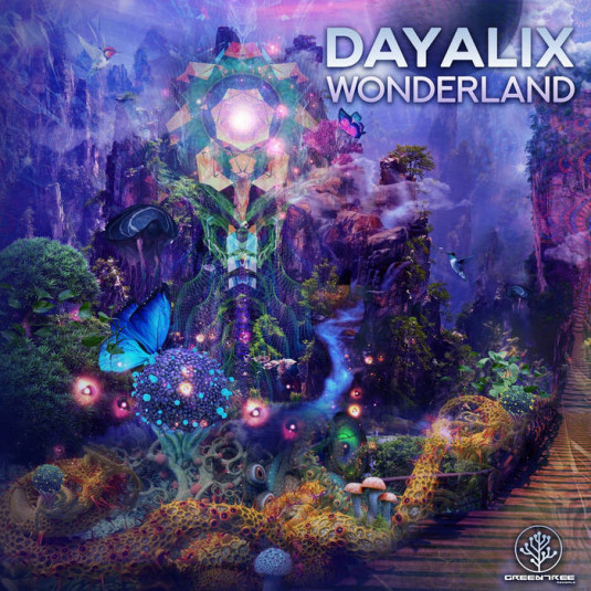 GreenTree Records - DAYALIX - Wonderland (24 Bits)