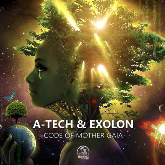 Dacru Records - A-TECH, EXOLON - Code Of Mother Gaia