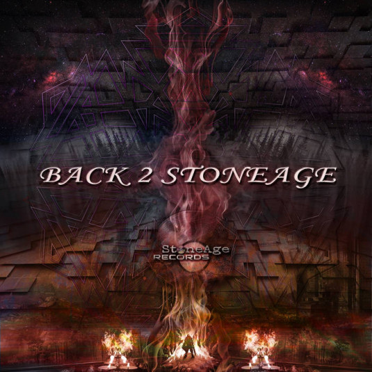 Stone Age Records - .Various - Back 2 Stoneage