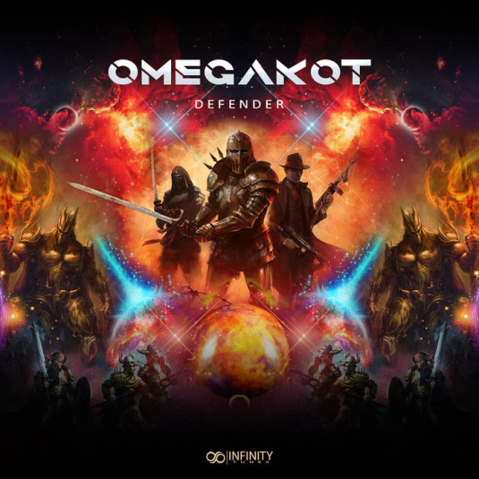 Infinity Tunes Records - OMEGAKOT - Defender