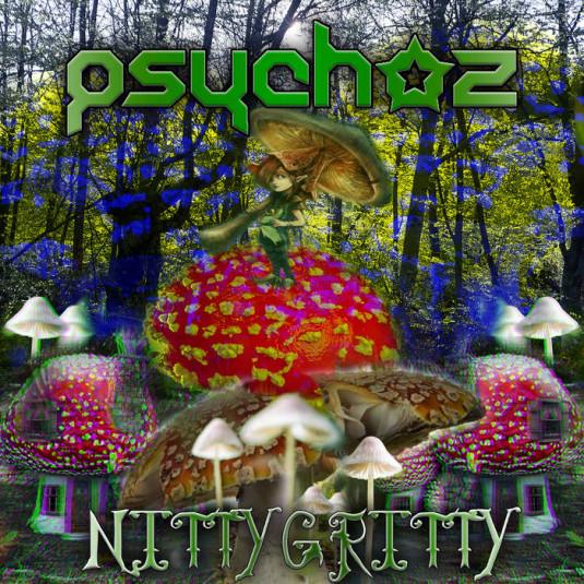 Active Meditation Music - PSYCHOZ - Nitty Gritty