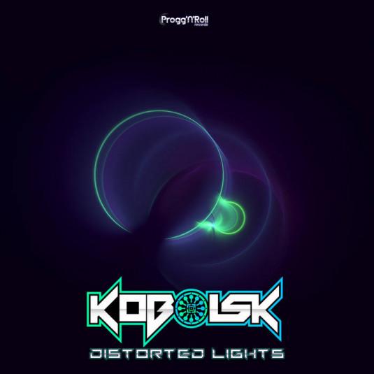 ProggNRoll Records - KOBOLSK - Distorted Lights