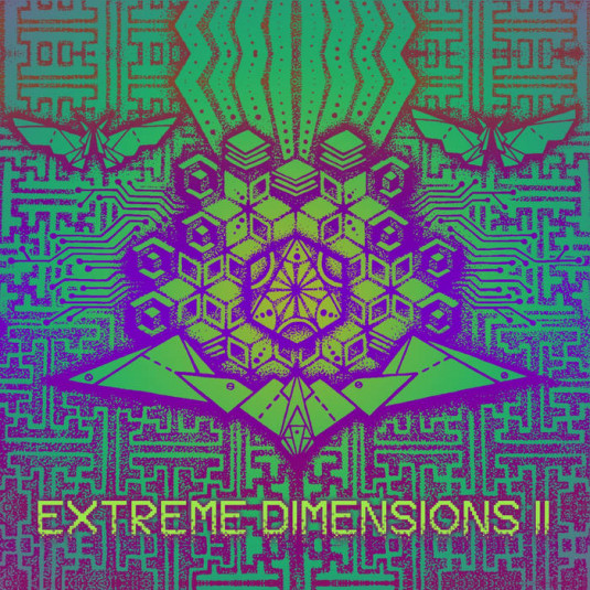 Quantz Records - .Various - X Extreme Dimensions II