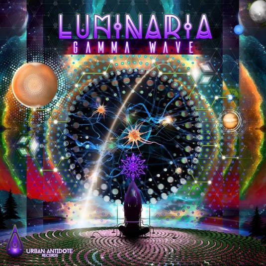 Urban Antidote Records - LUMINARIA - Gamma Wave