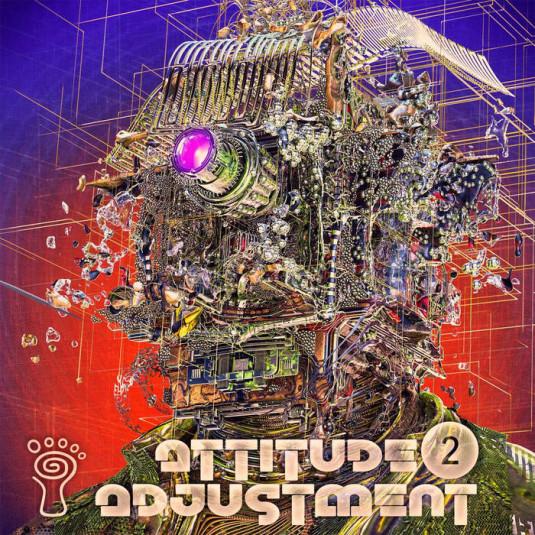 Parvati Records - .Various - Attitude Adjustments 2