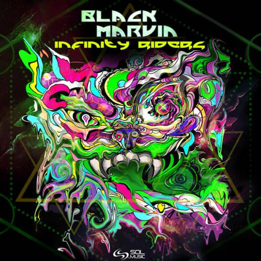 Sol Music - BLACK MARVIN - Infinity Riders