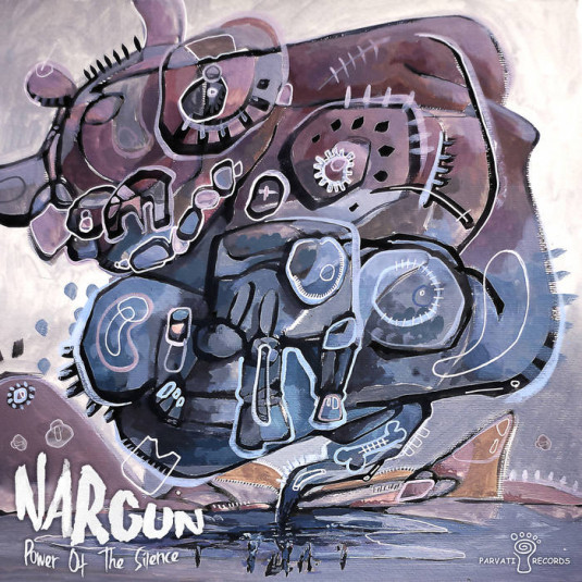 Parvati Records - NARGUN - Power Of The Silence