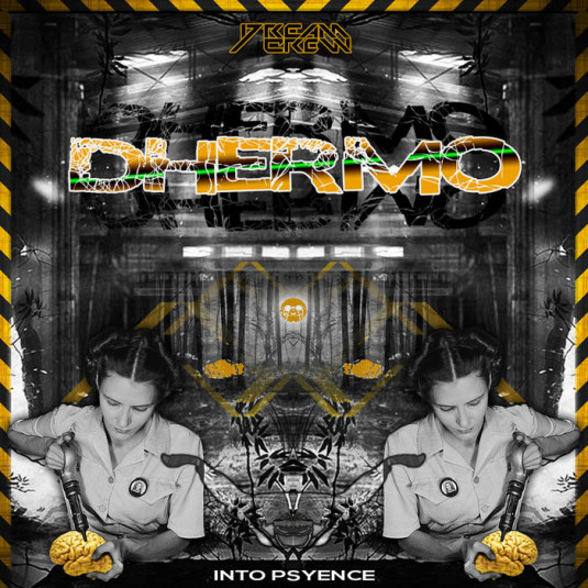Dream Crew Records - DHERMO - Into Psyence