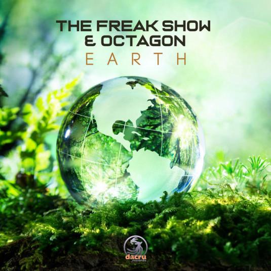 Dacru Records - THE FREAK SHOW, OCTAGON - Earth