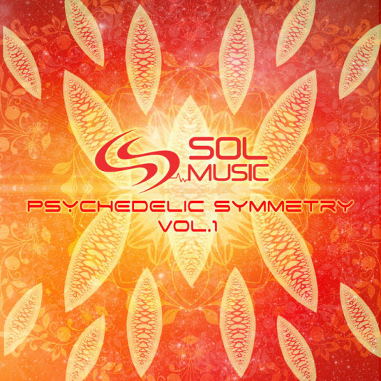 Sol Music - .Various - Psychedelic Symmetry