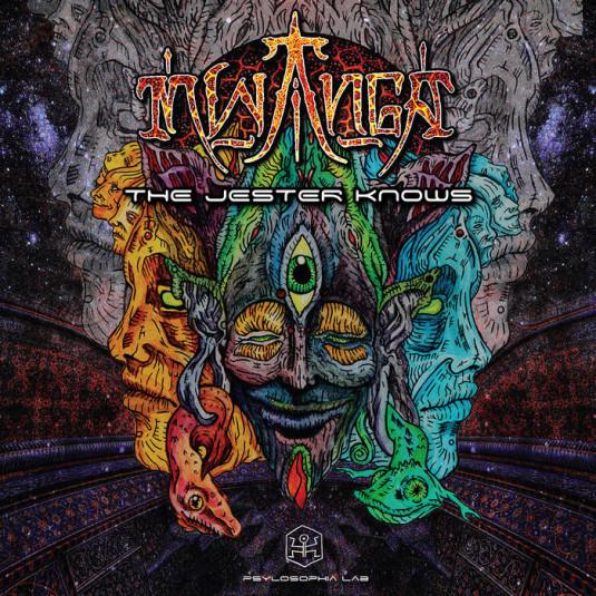 Psylosophia Lab - MWANGA - The Jester knows