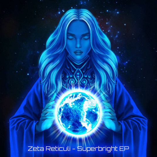 kali earth records - ZETA RETICULI - Superbright