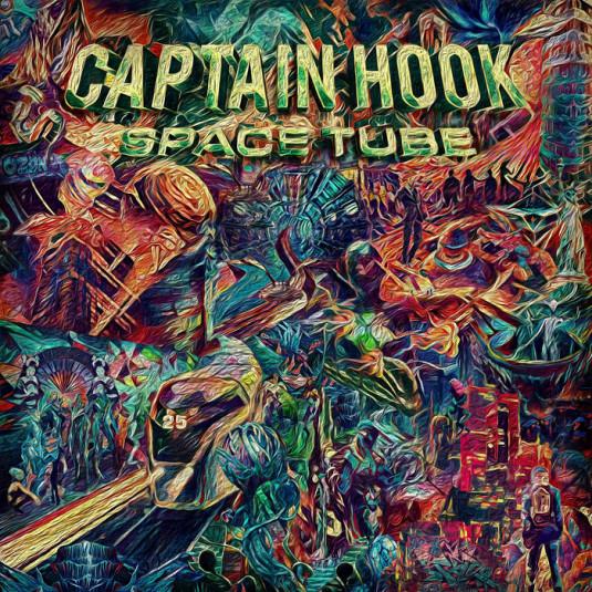 Iboga Records - CAPTAIN HOOK - Space Tube 25