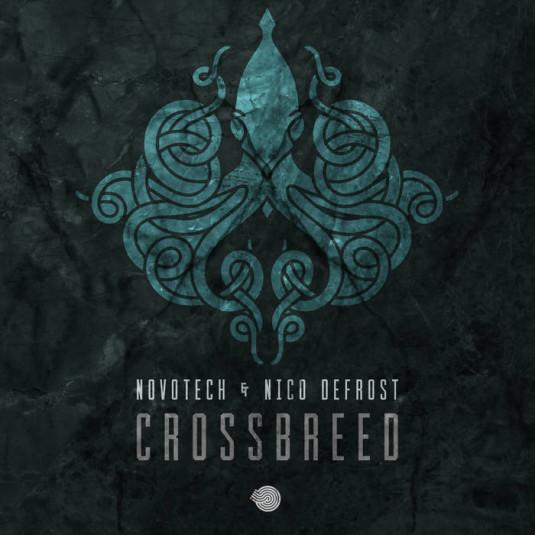 Iboga Records - NOVOTECH, DEFROST - Crossbreed