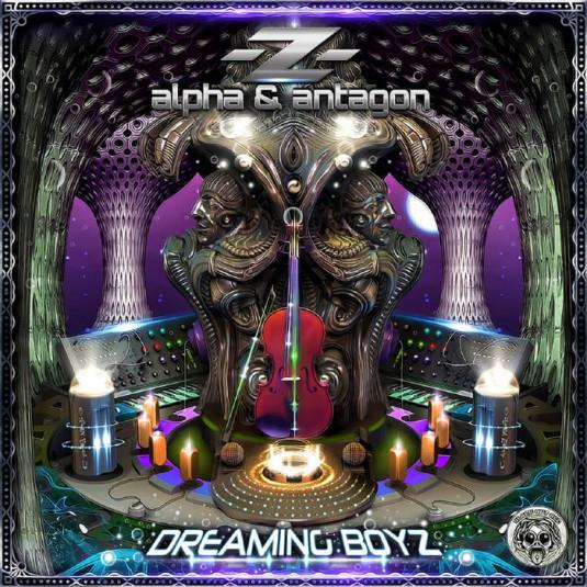 Blackout Records - -Z- (ALPHA , ANTAGON) - Dreaming BoyZ
