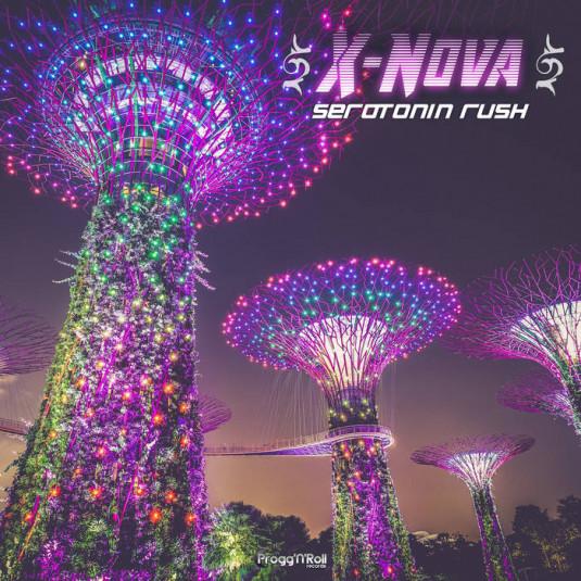 ProggNRoll Records - X-NOVA - Serotonin Rush