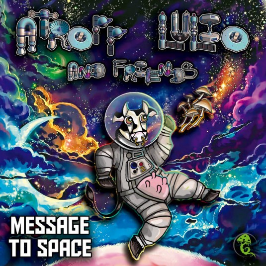 grimm - ATROPP, LULIO AND FRIENDS - Message to Space