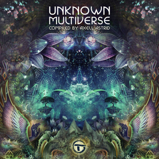 1.2. Trip Records - .Various - Unknown Multiverse