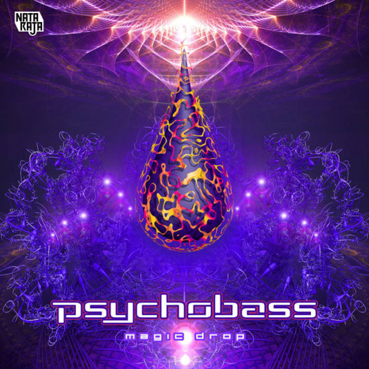 Nataraja Records - PSYCHOBASS - Magic Drop
