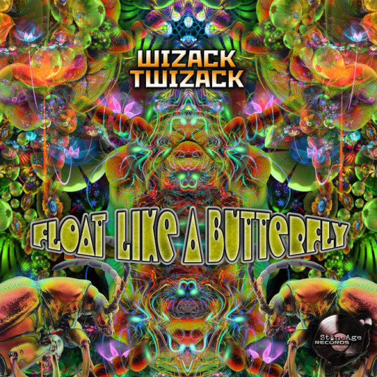 Stone Age Records - WIZACK TWIZACK - Float like a Butterfly