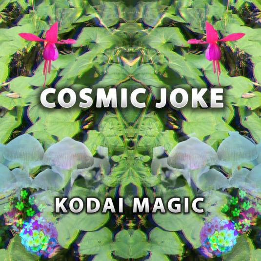 Active Meditation Music - COSMIC JOKE - Kodai Magic