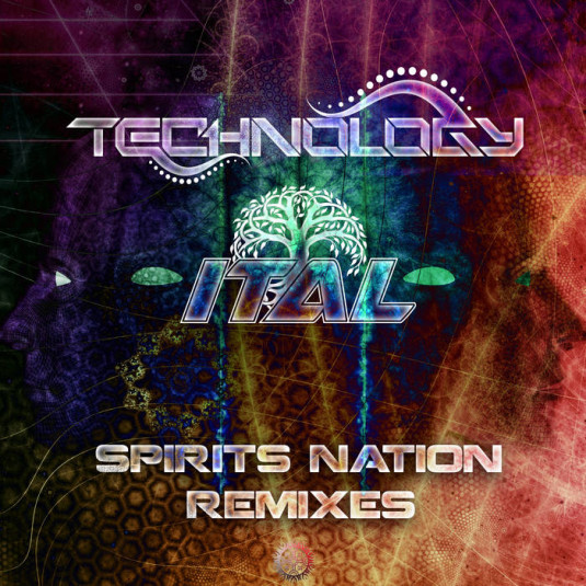 Antu Records - ITAL, TECHNOLOGY - Spirits Nation Remixes
