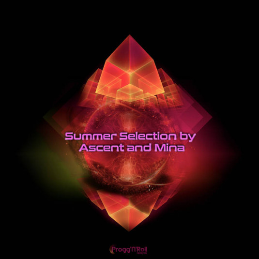 ProggNRoll Records - .Various - Summer Selection By Ascent And Mina