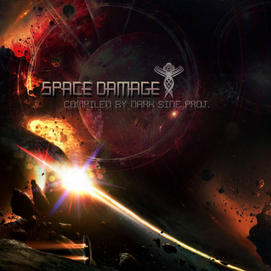 Another Psyde Records - .Various - Space Damage