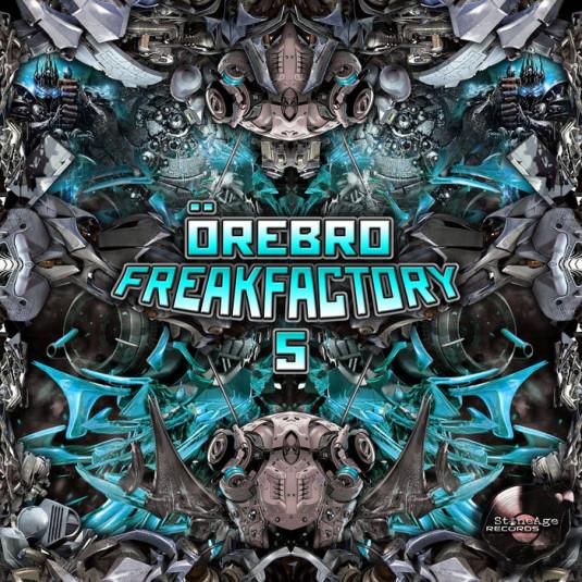 Stone Age Records - .Various - Örebro Freak Factory 5