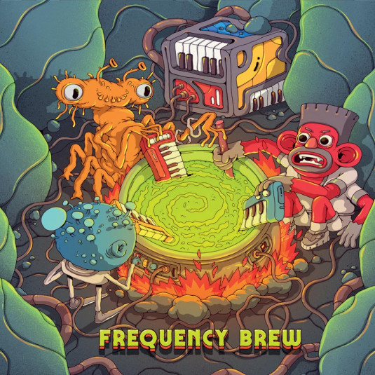 stereohemia - .Various - Frequency Brew