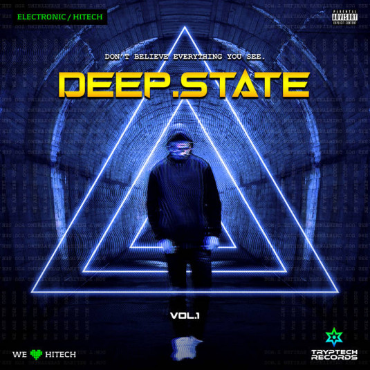 Tryptech Records - .Various - Deep State Vol.1